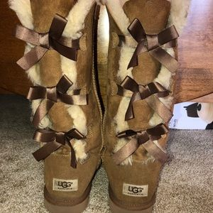 Tall Bow Ugg's